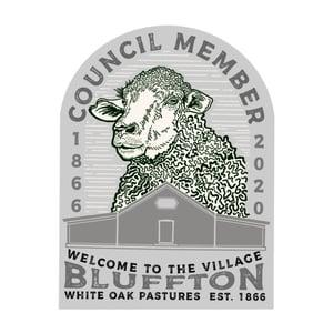 Village Council Member Emblem