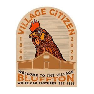 Village Citizen Emblem