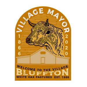 Village Mayor Emblem